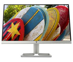 "HP 22fw Full HD 21.5"" IPS LCD Monitor - White"