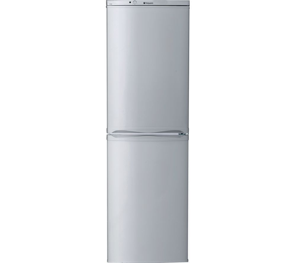 HOTPOINT HBNF 5517 S 50/50 Fridge Freezer - Silver