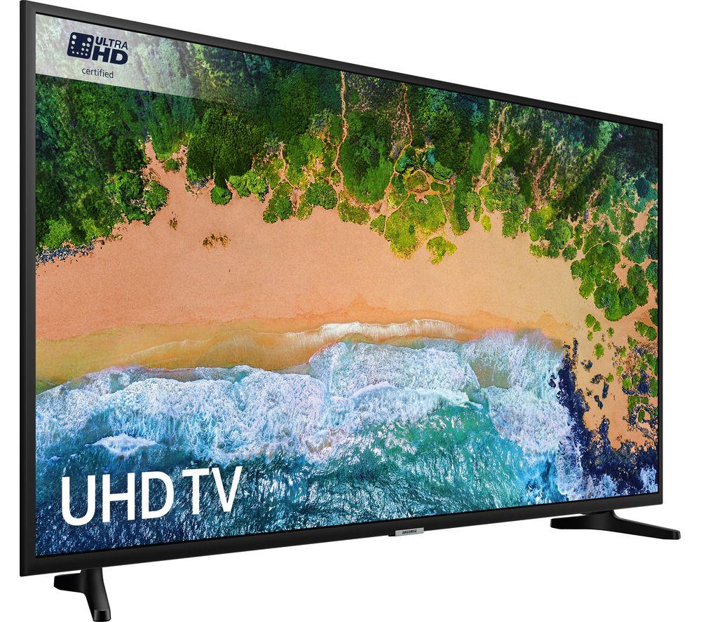 """SAMSUNG UE43NU7020 43"""" Smart 4K Ultra HD HDR LED TV"""