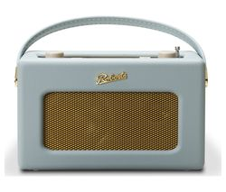 ROBERTS Revival iSTREAM3 Portable DAB+/FM Retro Smart Bluetooth Radio - Duck Egg