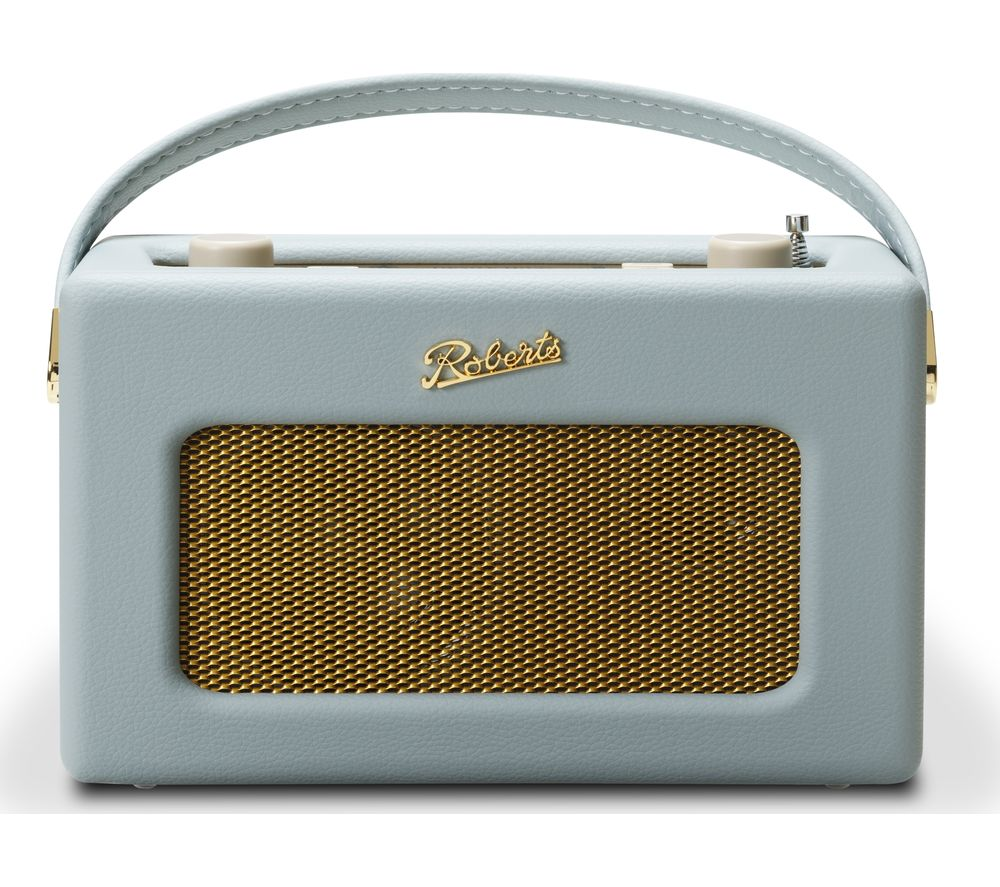 ROBERTS Revival iSTREAM3 Portable DAB+/FM Retro Smart Bluetooth Radio - Duck Egg