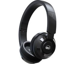 MONSTER Clarity 100 Headphones - Black
