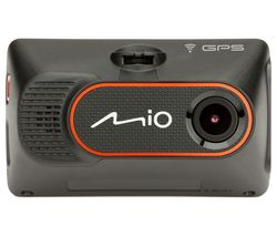 Image of MIO MiVue 766 Full HD Dash Cam - Black