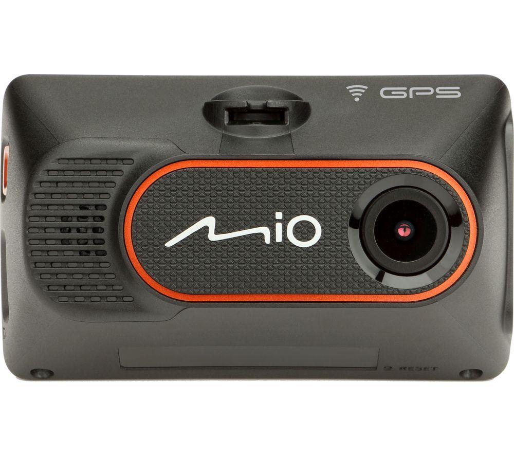 Image of MIO MiVue 766 Full HD Dash Cam - Black, Black