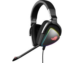 ASUS ROG Delta Gaming Headset - Black