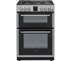 KTG606S19 60 cm Gas Cooker - Silver