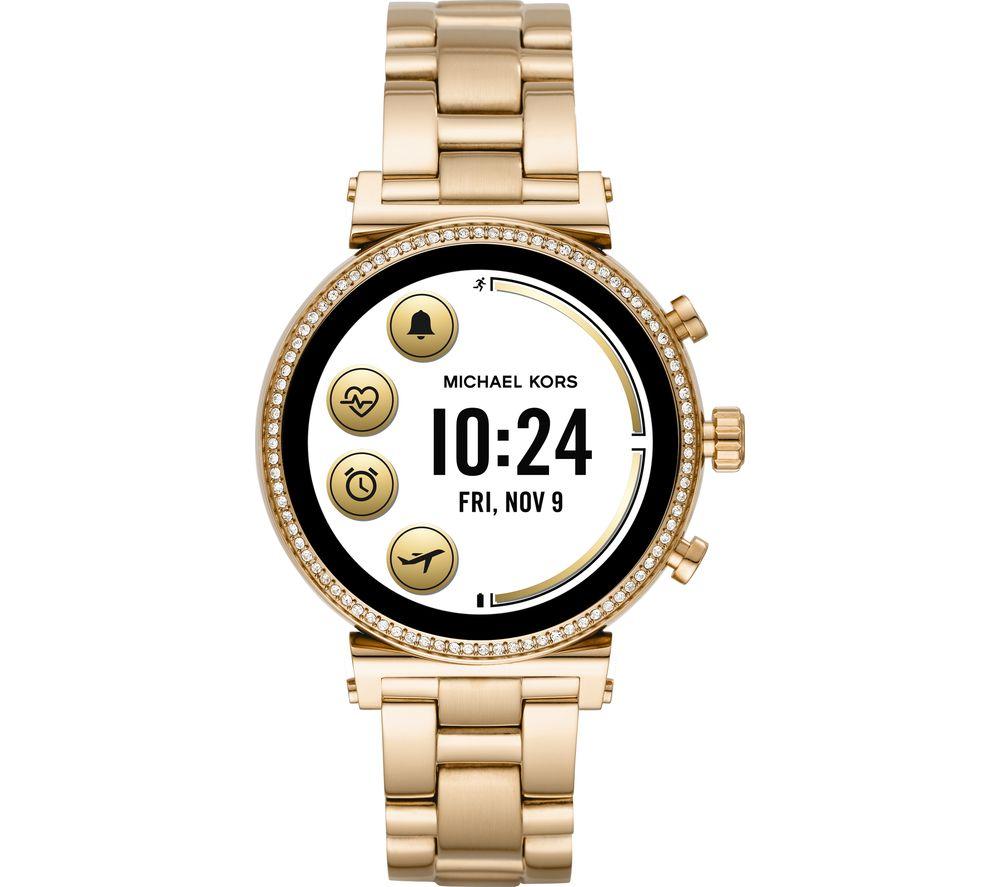 MICHAEL KORS Access Sofie Heart Rate MKT5062 Smartwatch - Gold