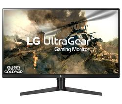 "LG UltraGear 32GK650F Quad HD 31.5"" LCD Monitor - Black"