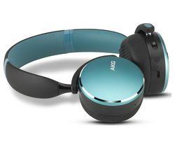 Y500 Wireless Bluetooth Headphones - Ocean Green