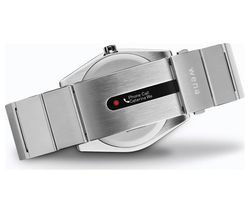 Wena Wrist Pro WNW-B11B Smartwatch Band - Silver
