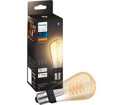 Hue Filament Bluetooth LED Bulb - ST64, E27
