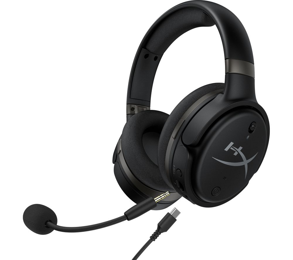 Image of Cloud Orbit S 7.1 Gaming Headset - Black, Black