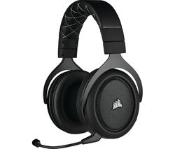 HS70 PRO Wireless 7.1 Gaming Headset - Black