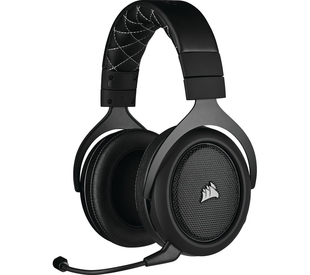 CORSAIR HS70 PRO Wireless 7.1 Gaming Headset - Black
