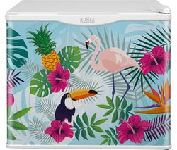 KUHLA KCLRF17-2002 Mini Fridge - Tropical
