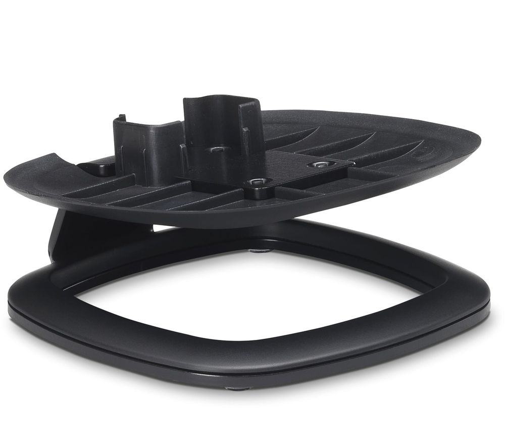 FLEXSON FLXS1DS1021C Desk Stand for Sonos One & PLAY:1 - Black