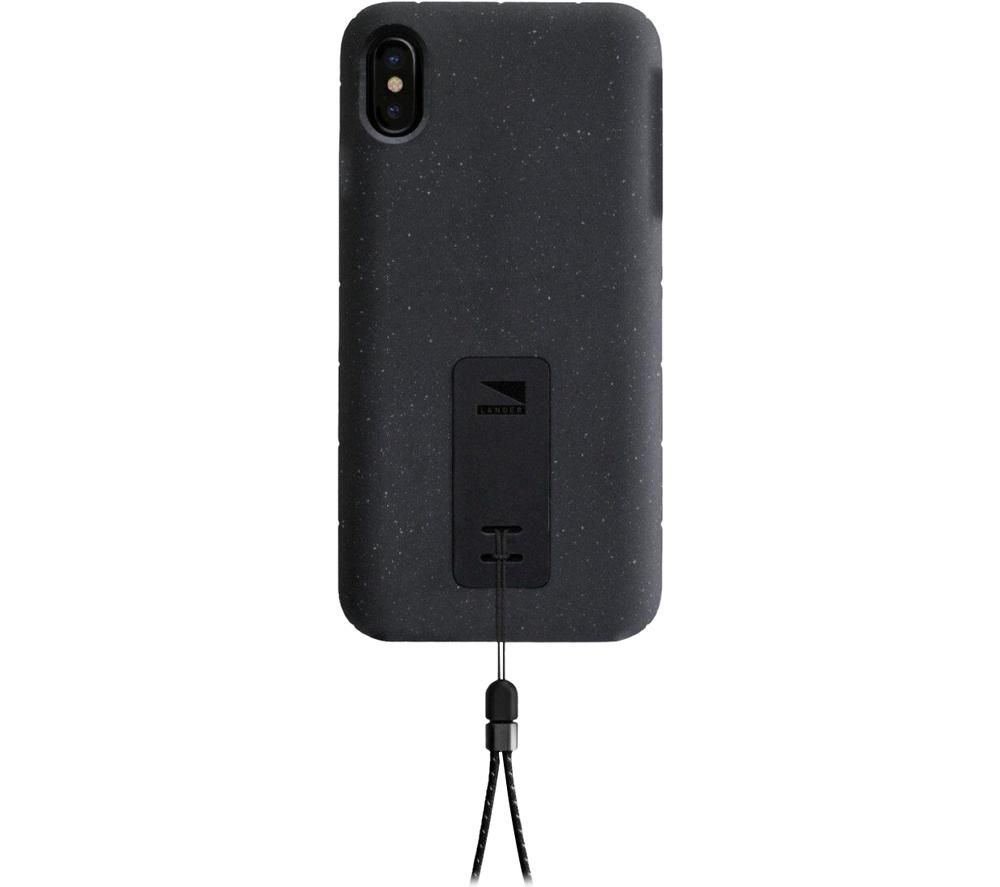 LANDER MOAB iPhone XS Max Case - Black