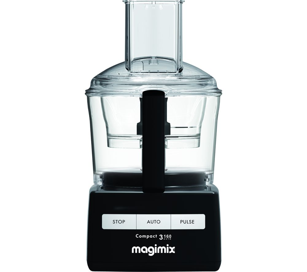 Image of MAGIMIX C3160 Food Processor - Black, Black