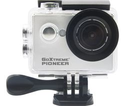 Pioneer 4K Ultra HD Action Camera - Silver