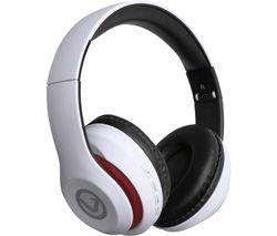 Impulse Series VB-VH102-WT Wireless Bluetooth Headphones - White