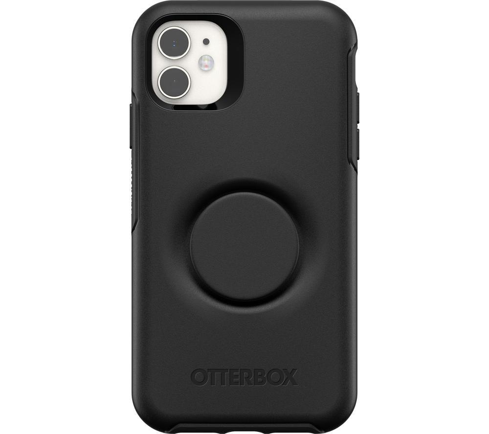 OTTERBOX Otter Pop Symmetry iPhone 11 Case - Black, Black