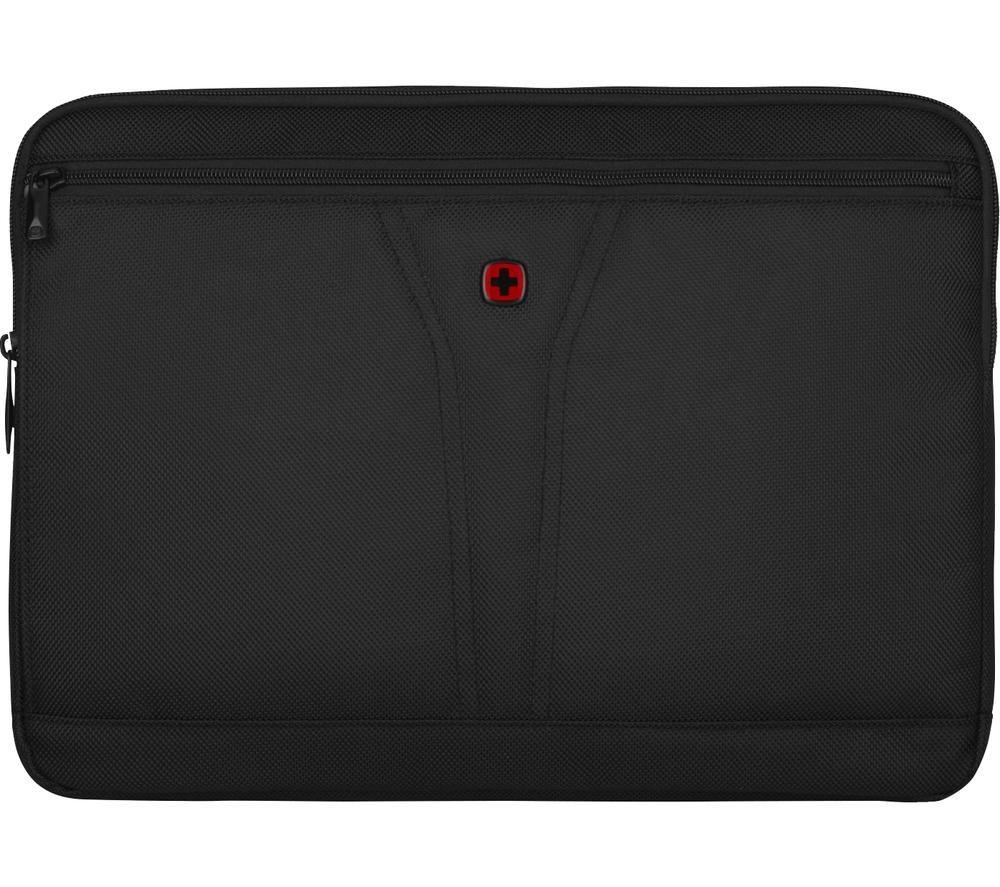 "WENGER BC Top 15.6"" Laptop Sleeve - Black"
