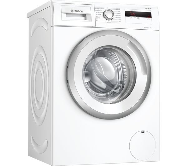 Image of BOSCH Serie 4 WAN28081GB 7 kg 1400 Spin Washing Machine - White