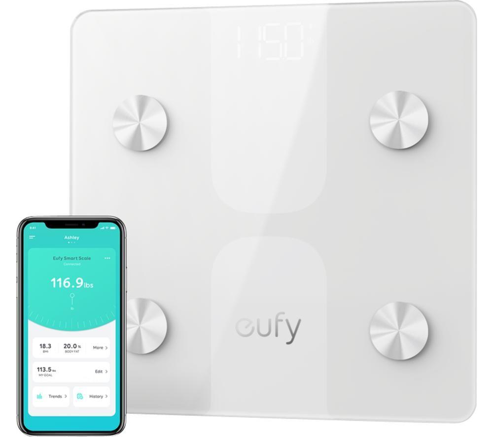 EUFY C1 Smart Scale - White