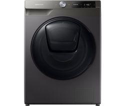 AddWash WD10T654DBN/S1 WiFi-enabled 10.5 kg Washer Dryer – Graphite
