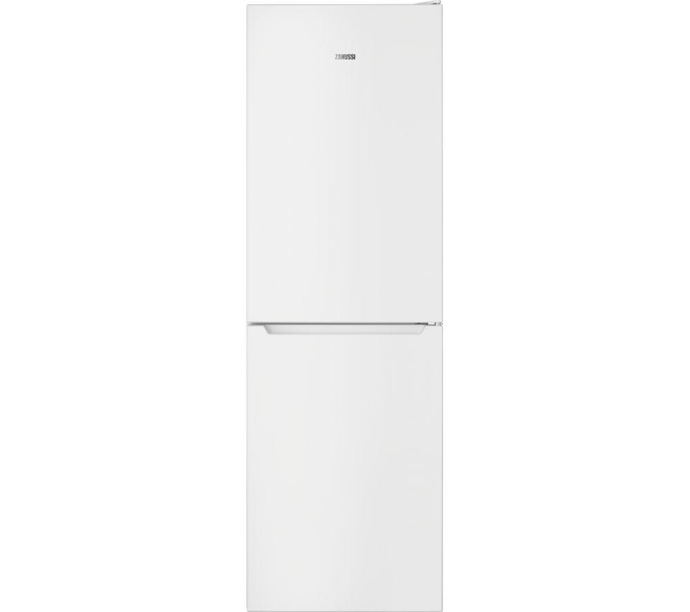 Zanussi ZNME31FW0 Freestanding Fridge Freezer, No Frost, 186cm - White [Energy Class A+]