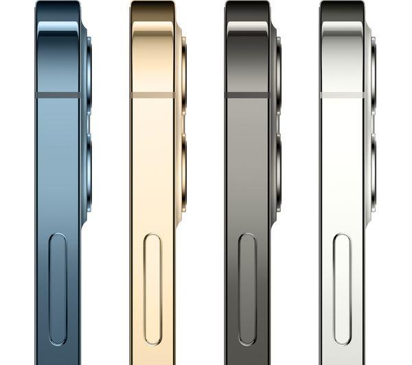 Apple iPhone 12 Pro - 256 GB, Pacific Blue 5