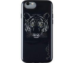 Midnight Shine Tigress iPhone 6 / 6s / 7 / 8 / SE Case - Black