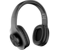 HD116 Wireless Bluetooth Headphones - Black