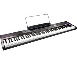 RJ88DP Portable Digital Piano - Black