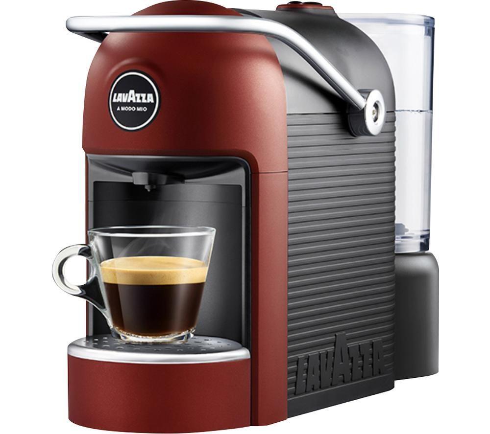LAVAZZA A Modo Mio Jolie Plus Coffee Machine - Red, Red
