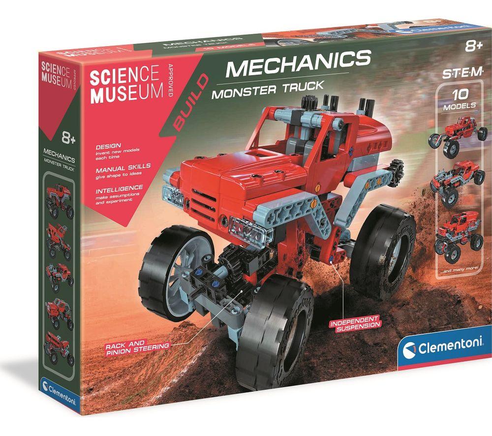 SCIENCE MUSEUM Monster Truck Mechanics Kit