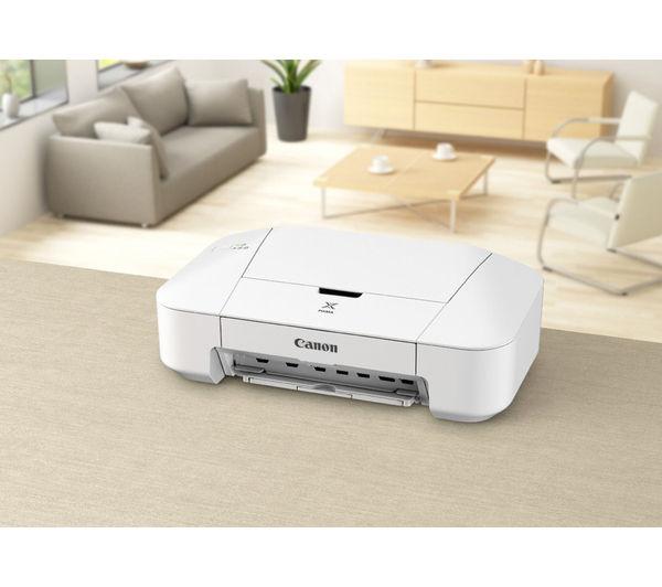 how to use a canon pixma printer