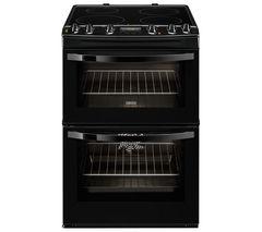 ZANUSSI ZCI68330BA Electric Induction Cooker - Black