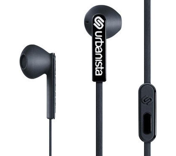 Image of URBANISTA San Francisco Headphones - Black