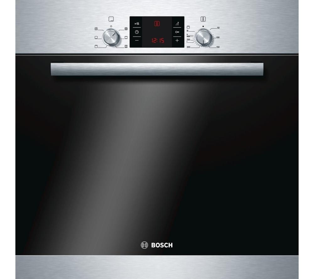 BOSCH HBA43R150B Serie 6 Electric Oven - Stainless Steel
