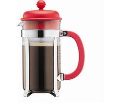 Caffettiera 1918-294 Coffee Maker - Red