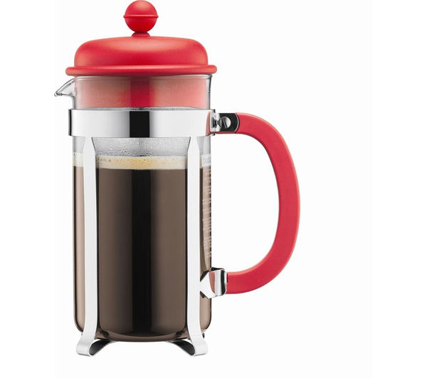 Image of BODUM Caffettiera 1918-294 Coffee Maker - Red