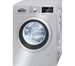 BOSCH Serie 6 WVG3046SGB Washer Dryer - Silver