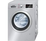 BOSCH Serie 6 WVG3046SGB Washer Dryer - Silver