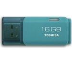 TOSHIBA TransMemory USB 2.0 Memory Stick - 16 GB, Aqua