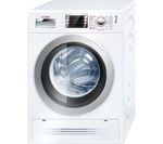 BOSCH Serie 6 WVH28422GB Washer Dryer - White