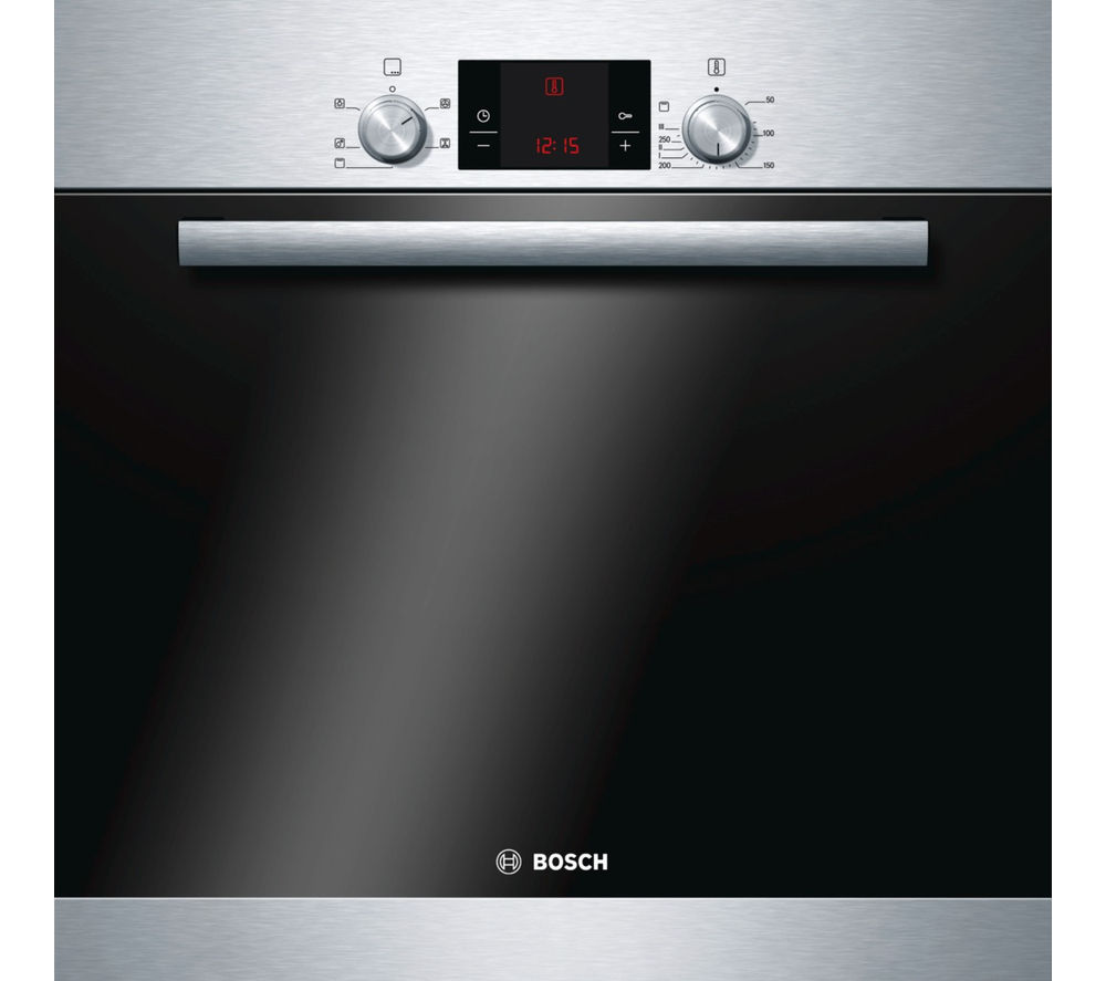 BOSCH HBA13B150B Serie 6 Electric Oven - Stainless Steel