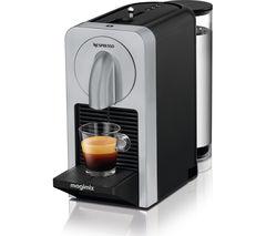 NESPRESSO by Magimix Prodigio 11375 Smart Coffee Machine - Silver