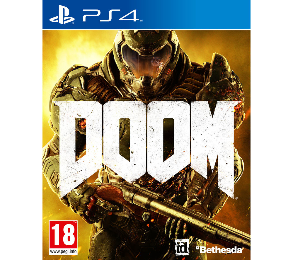 Compare prices for Playstation 4 Doom