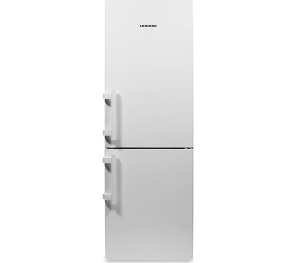 Image of LIEBHERR CN 3515 60/40 Fridge Freezer - White